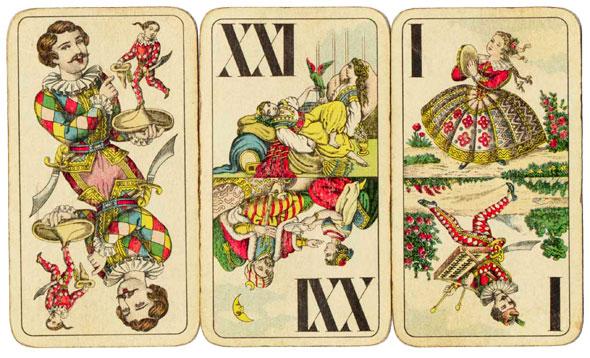 Cartomancia Tarot gratis online
