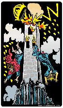 Significado carta Tarot La Torre